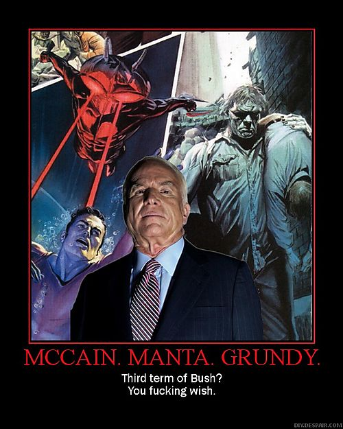 Coolmccain poster
